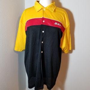 Vintage Boss Buttondown Shirt Size Large